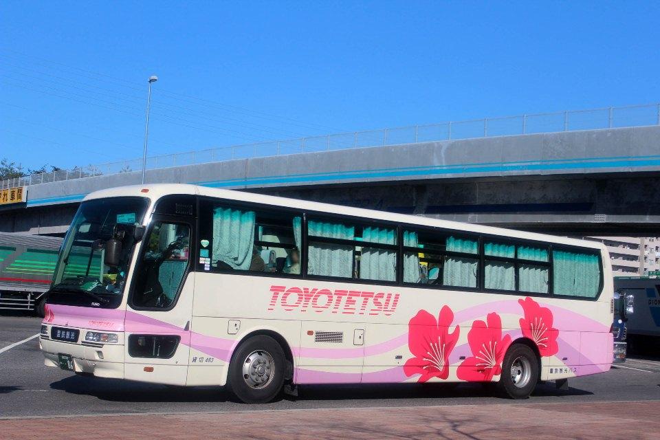 豊鉄観光バス 883