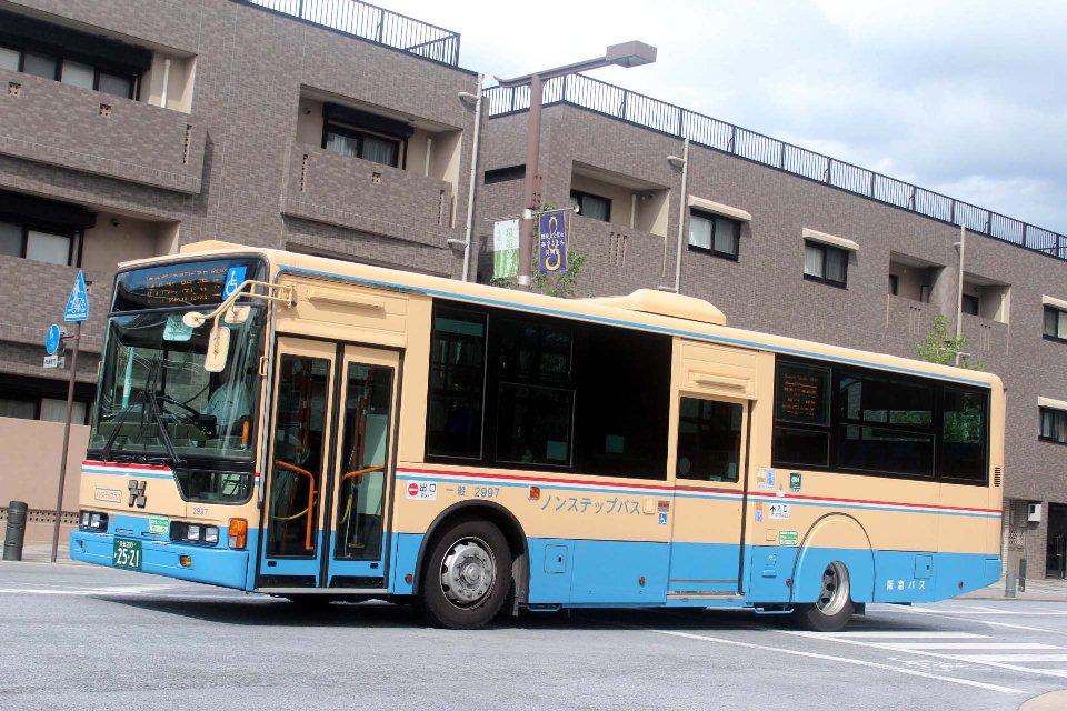 阪急バス 2997
