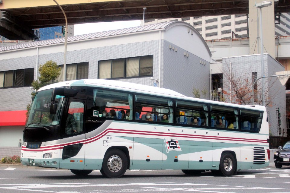 宇和島自動車 か5166