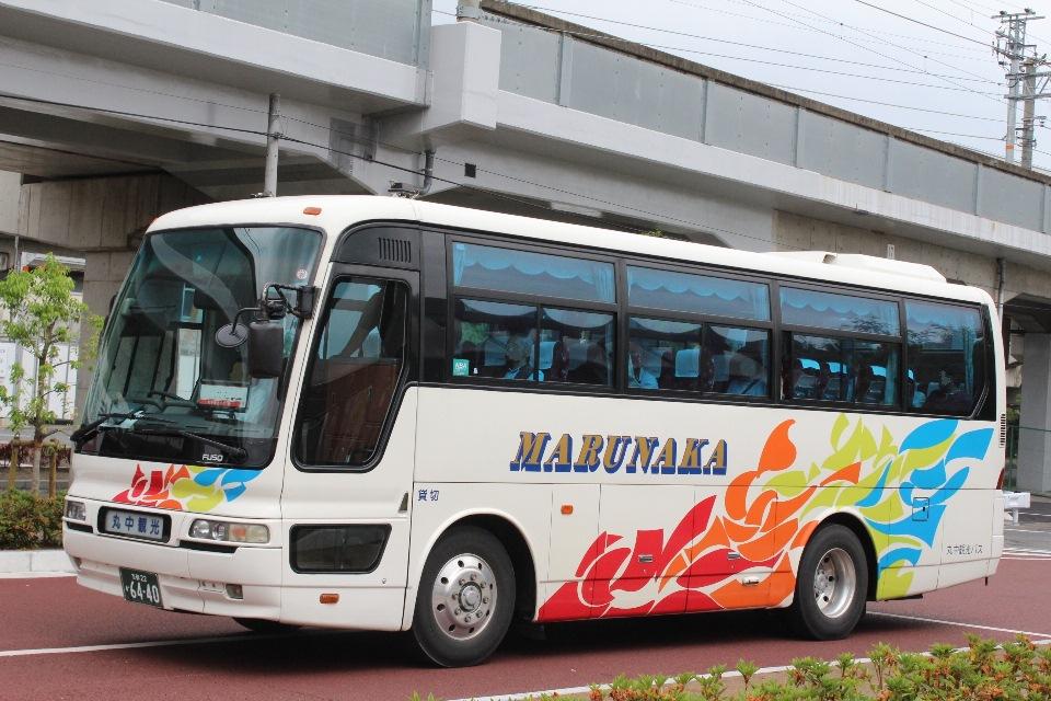 丸中観光バス 6440