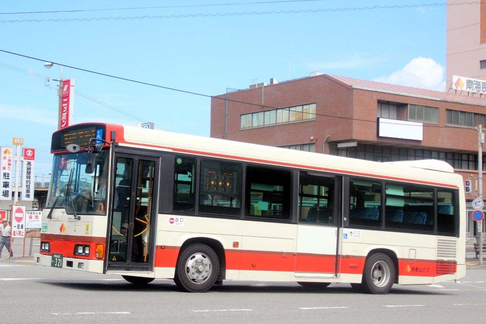 和歌山バス か321