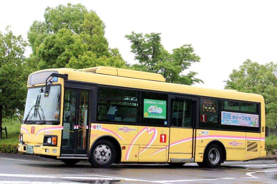 名鉄バス 9915
