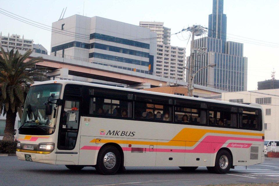 MK観光バス か1112