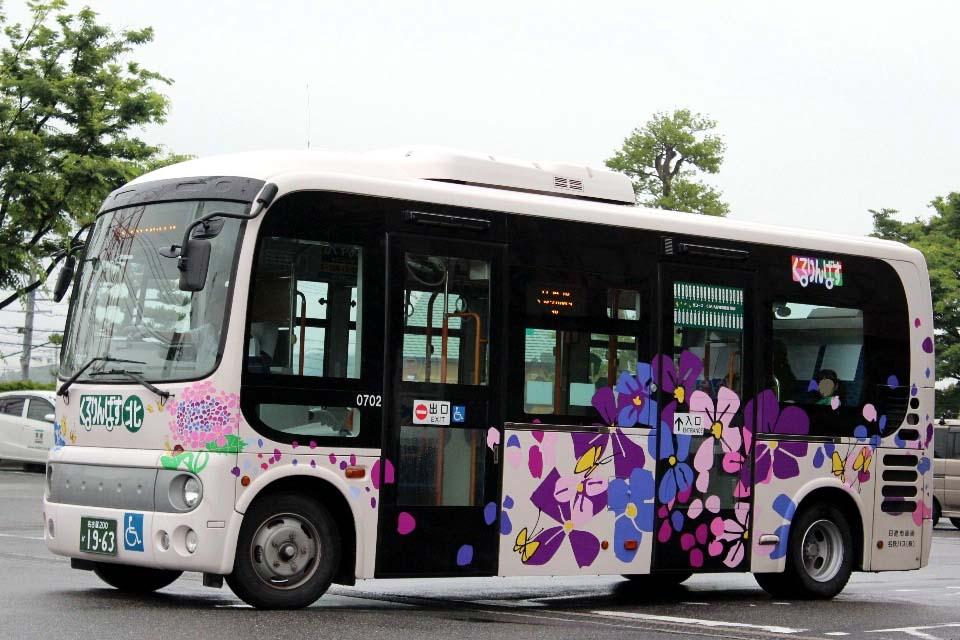 名鉄バス 0702