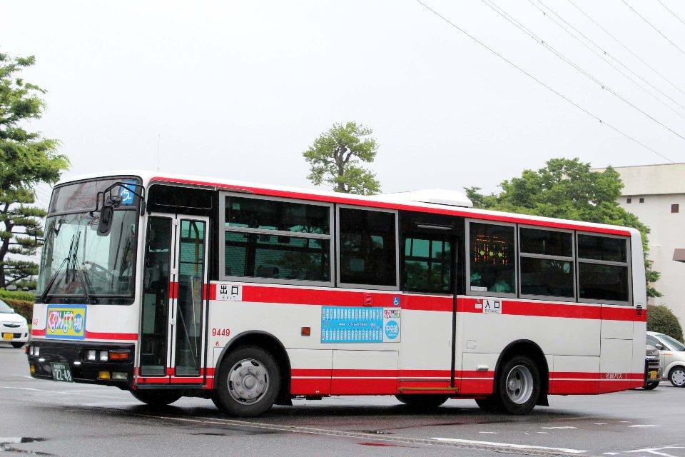 名鉄バス 9449