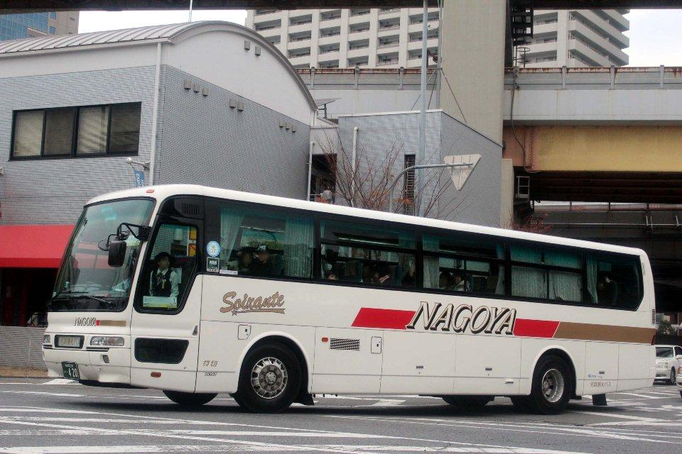 名鉄観光バス 70007