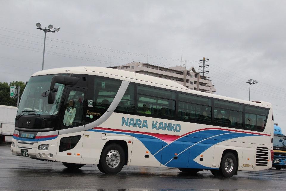 奈良観光 か1633