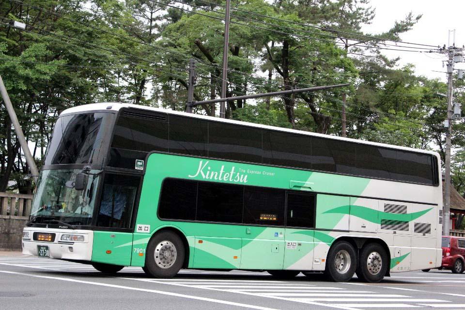 近鉄バス 7901