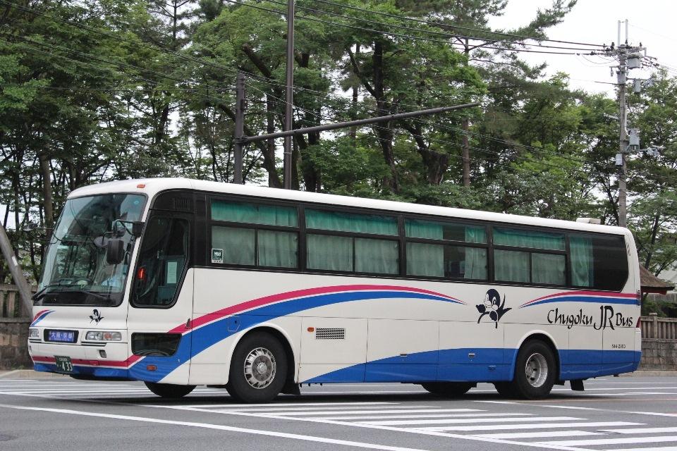 中国JRバス 644-2983