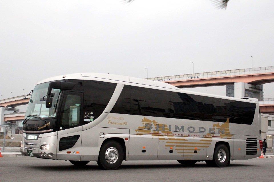 下電観光バス HP982