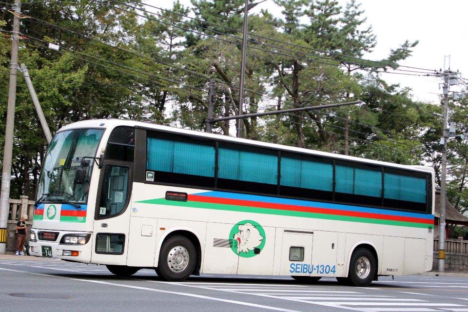 西武観光バス 1304