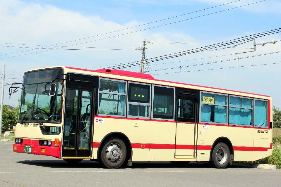 長電バス か1138