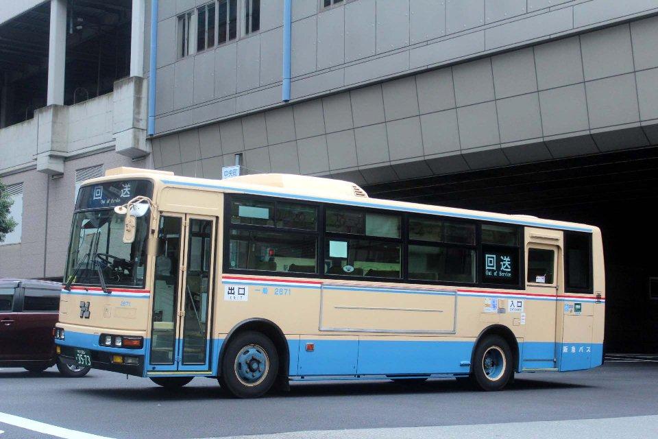 阪急バス 2671