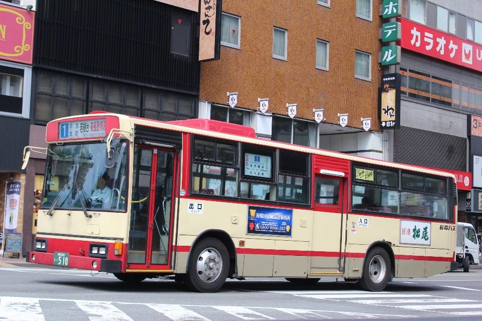 長電バス か510