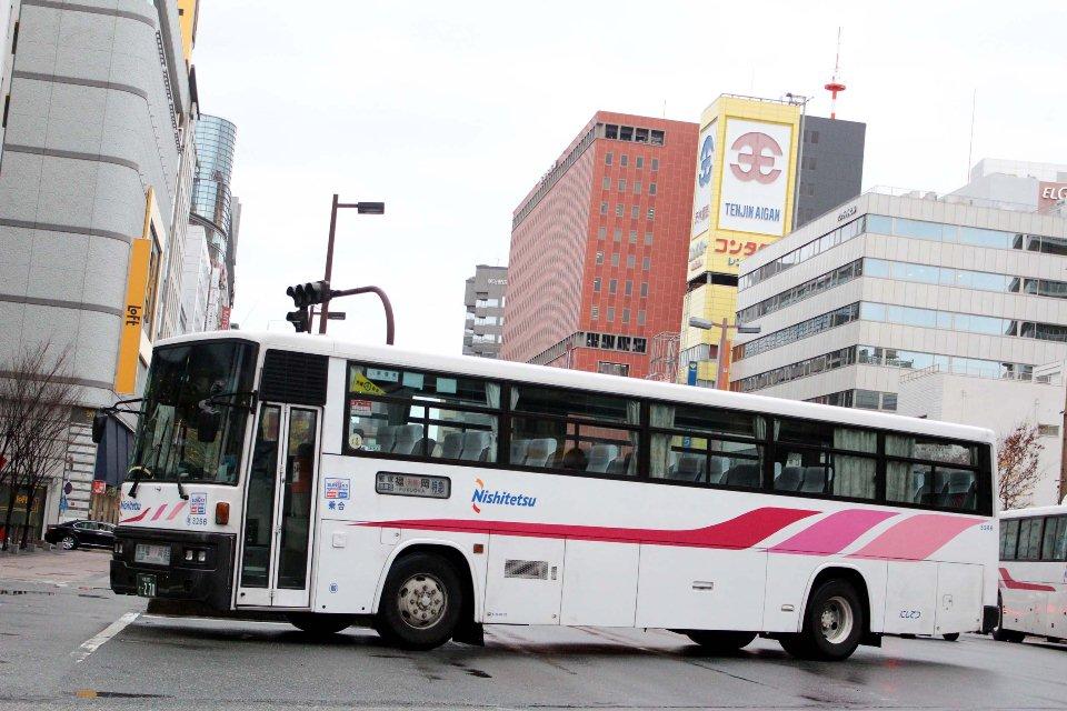 西日本鉄道 3266