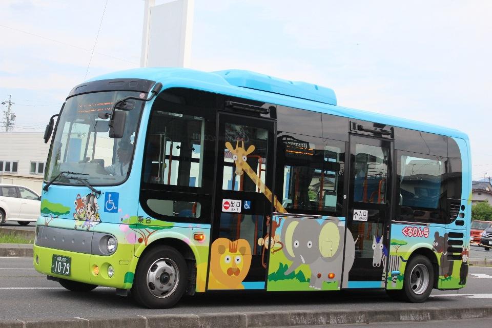 川中島バス か1079
