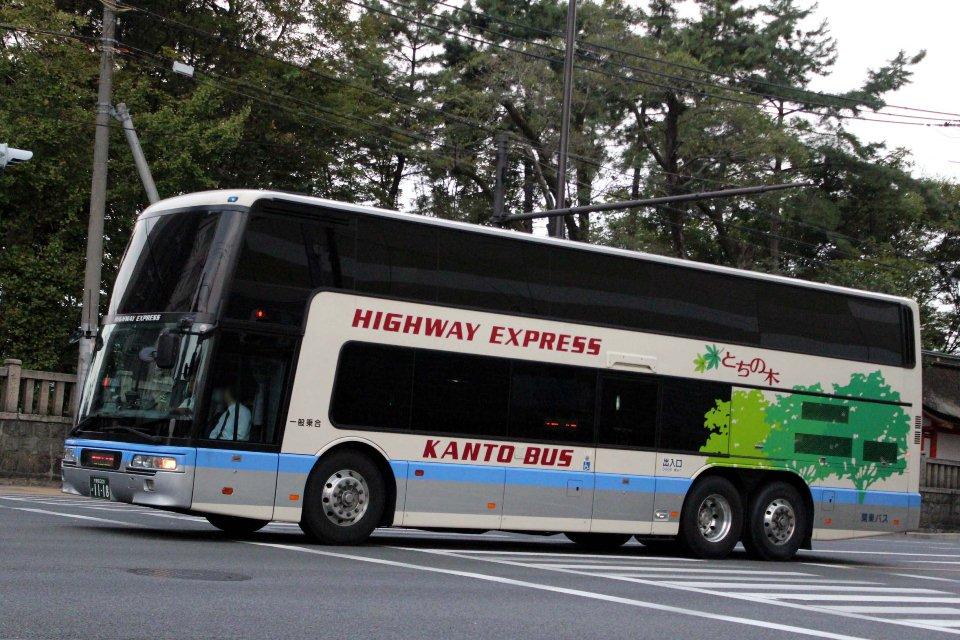 関鉄バス か1118