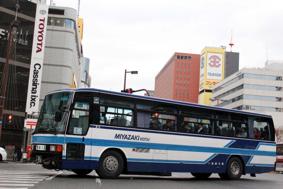 宮崎交通 か951