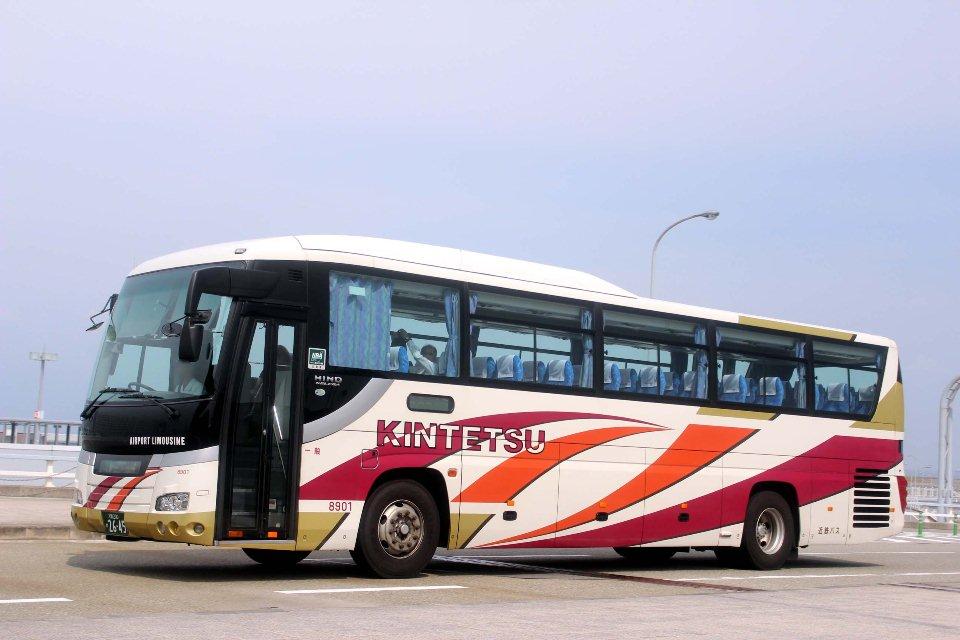近鉄バス 8901