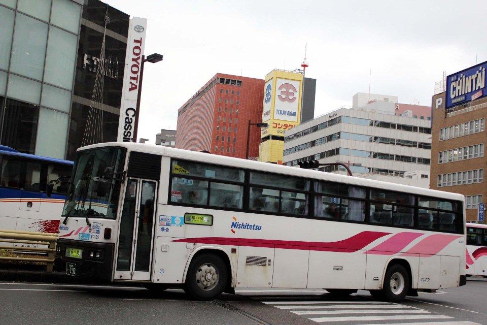 西日本鉄道 3126