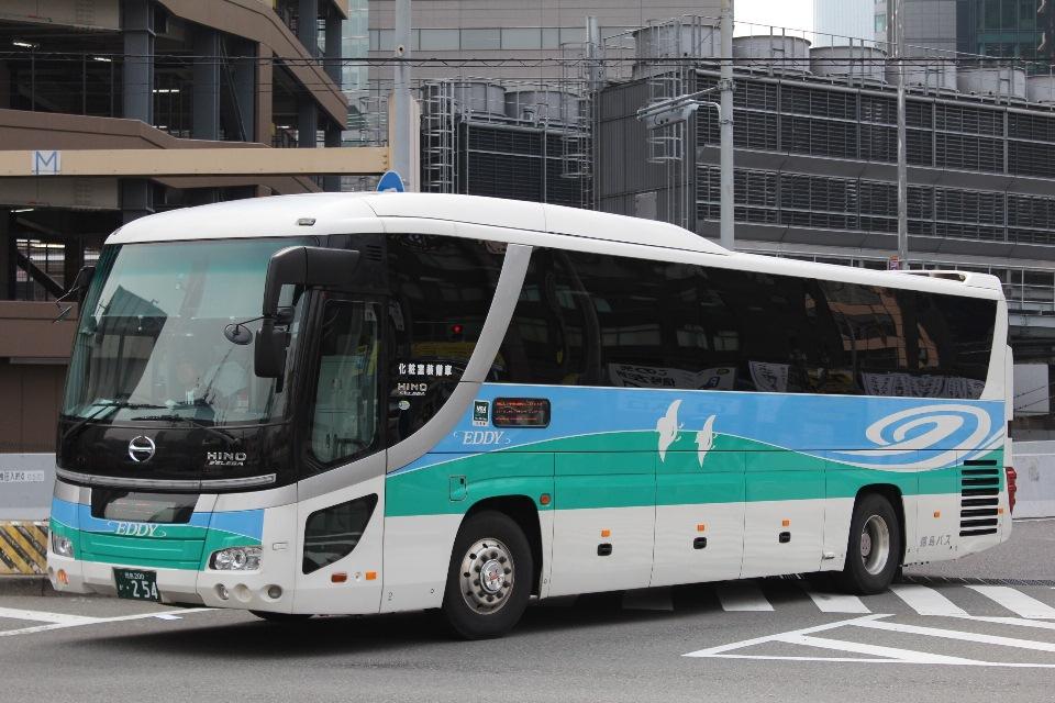 徳島バス か254
