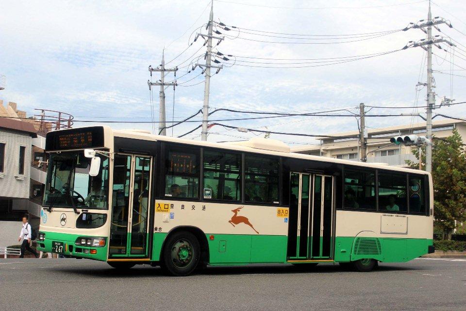奈良交通 か267