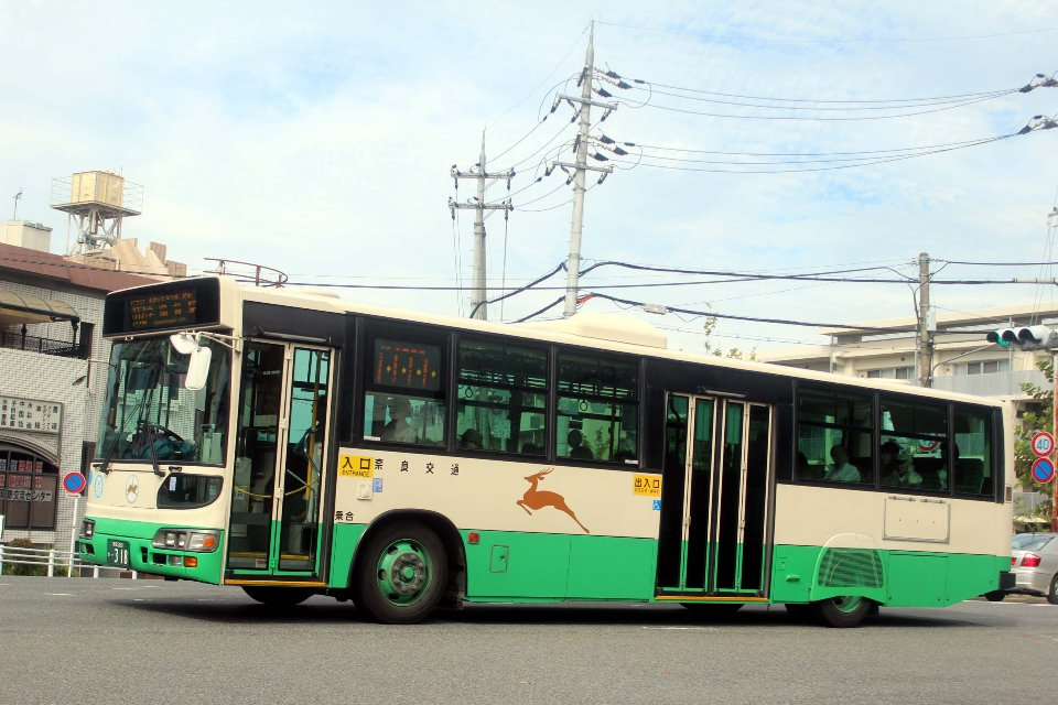 奈良交通 か318