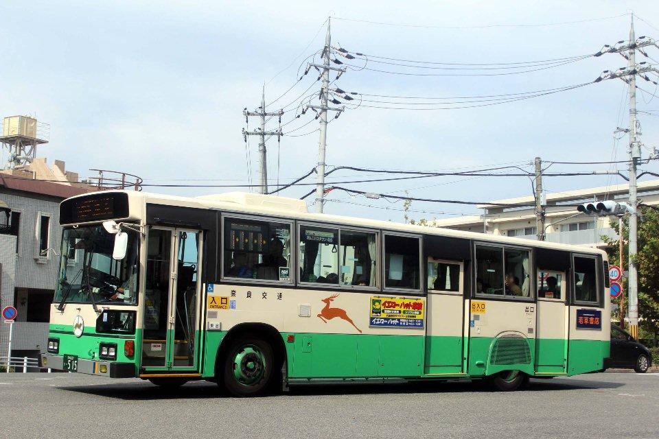 奈良交通 き515
