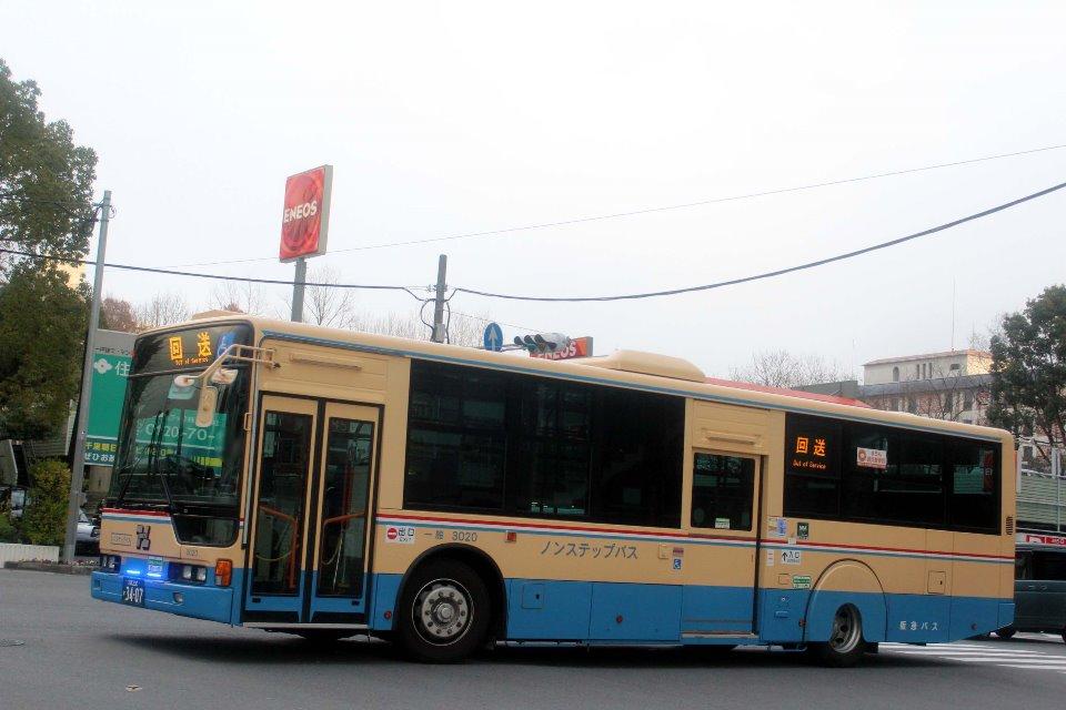 阪急バス 3020