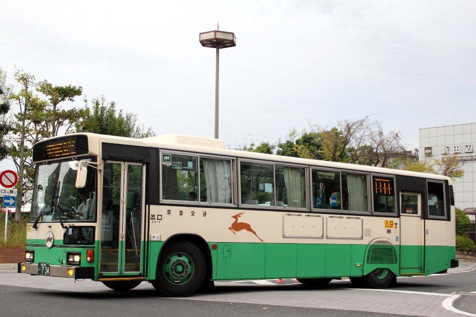 奈良交通 か734