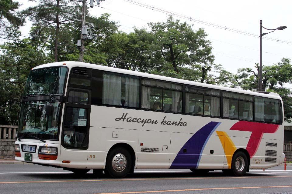 八丁タクシー う8