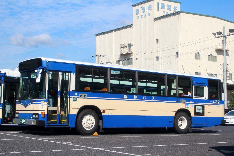 阪神バス 422