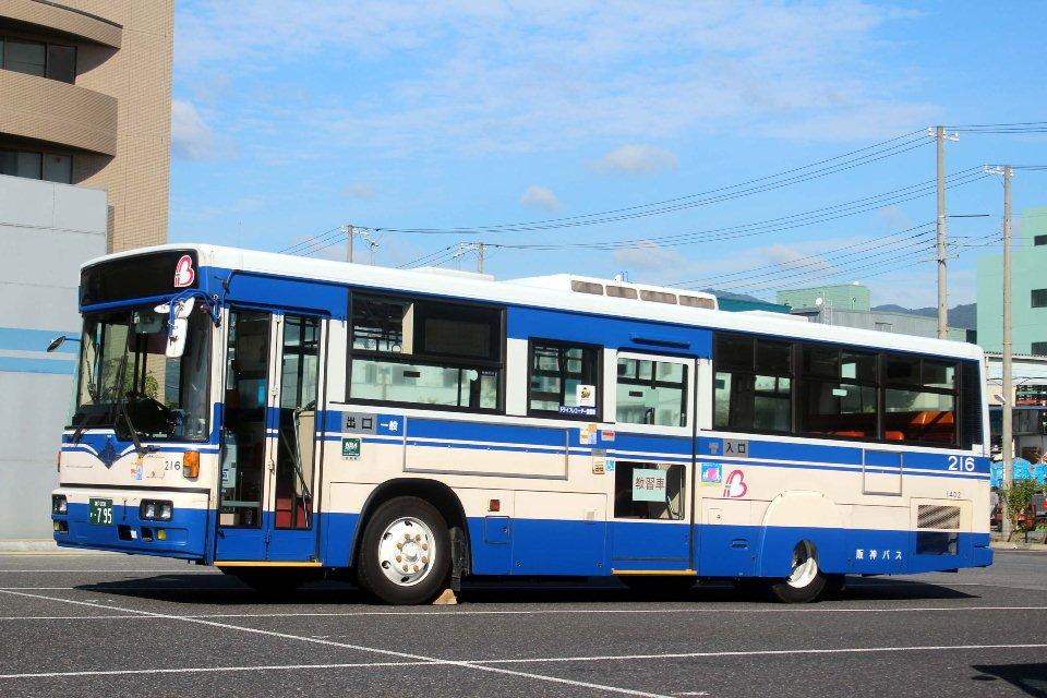 阪神バス か795