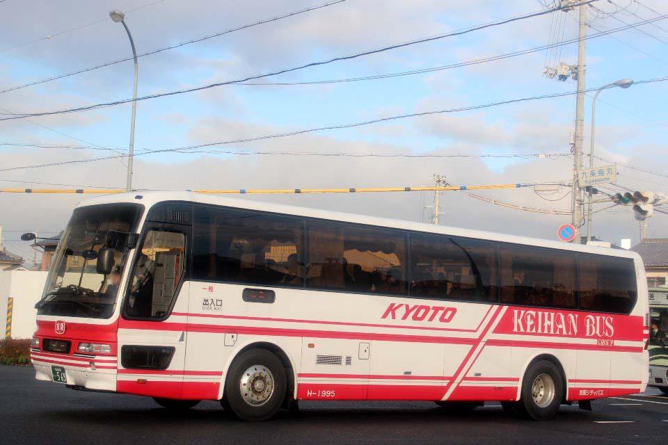 京阪シティバス H-1995