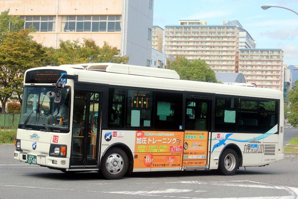 みなと観光バス か2768