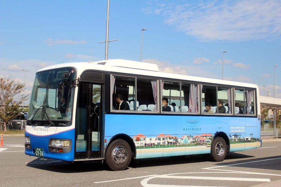 みなと観光バス か2174