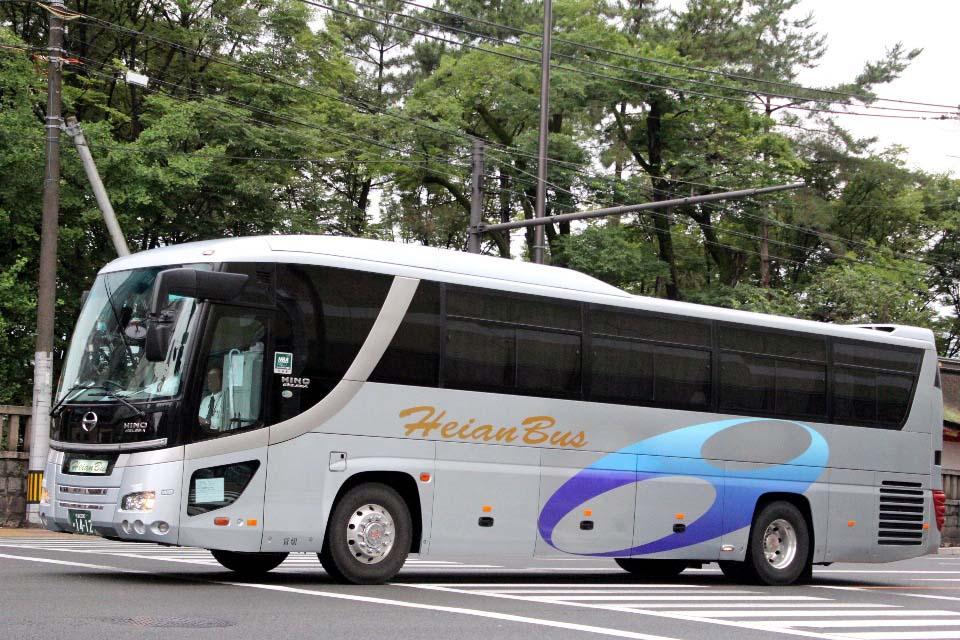 へいあんバス か1412