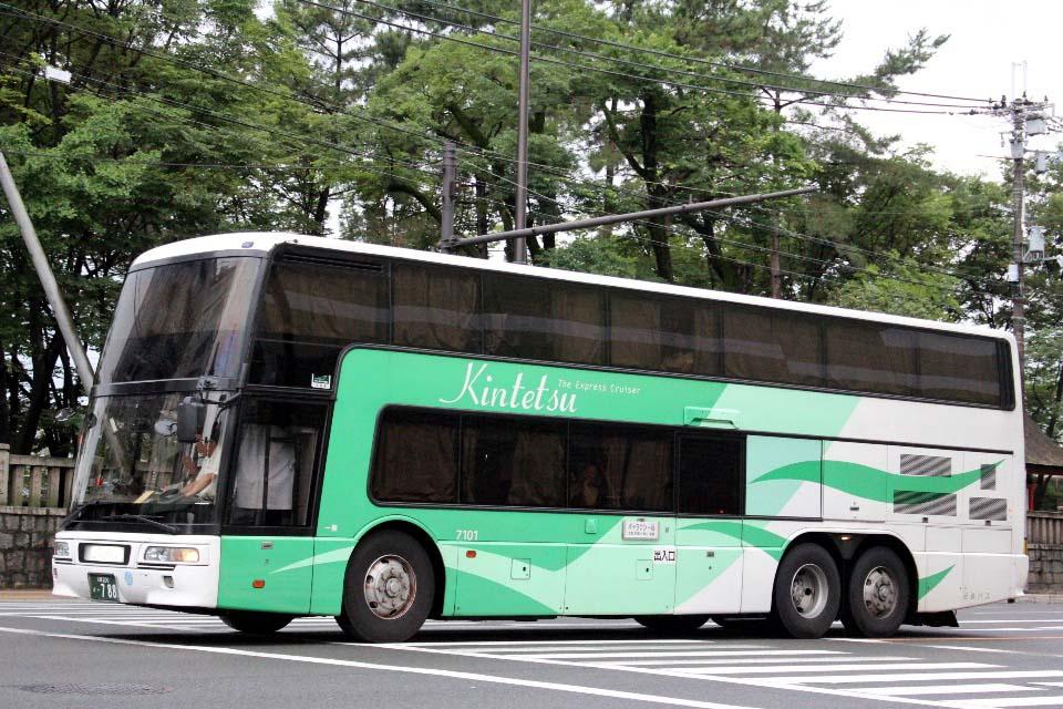 近鉄バス 7101