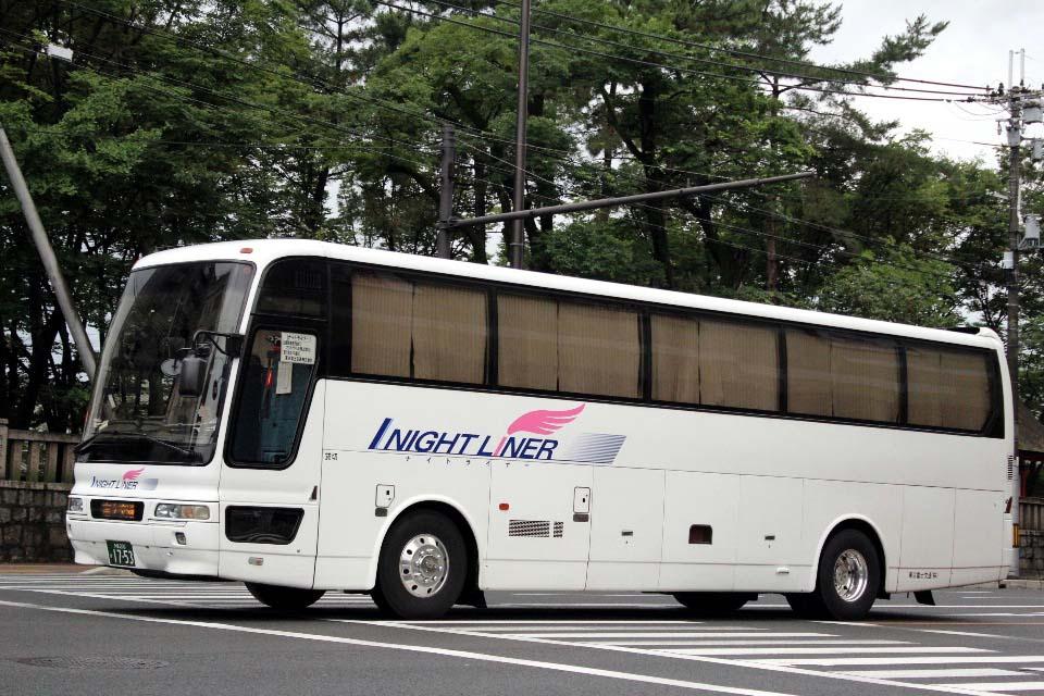 東京富士交通 か1753