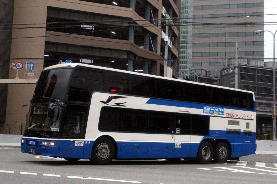 中国JRバス 744-1905