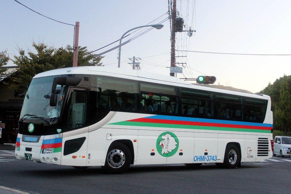 近江鉄道 3743