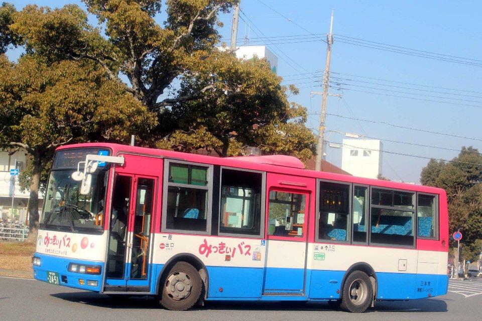 神姫ゾーンバス か2451