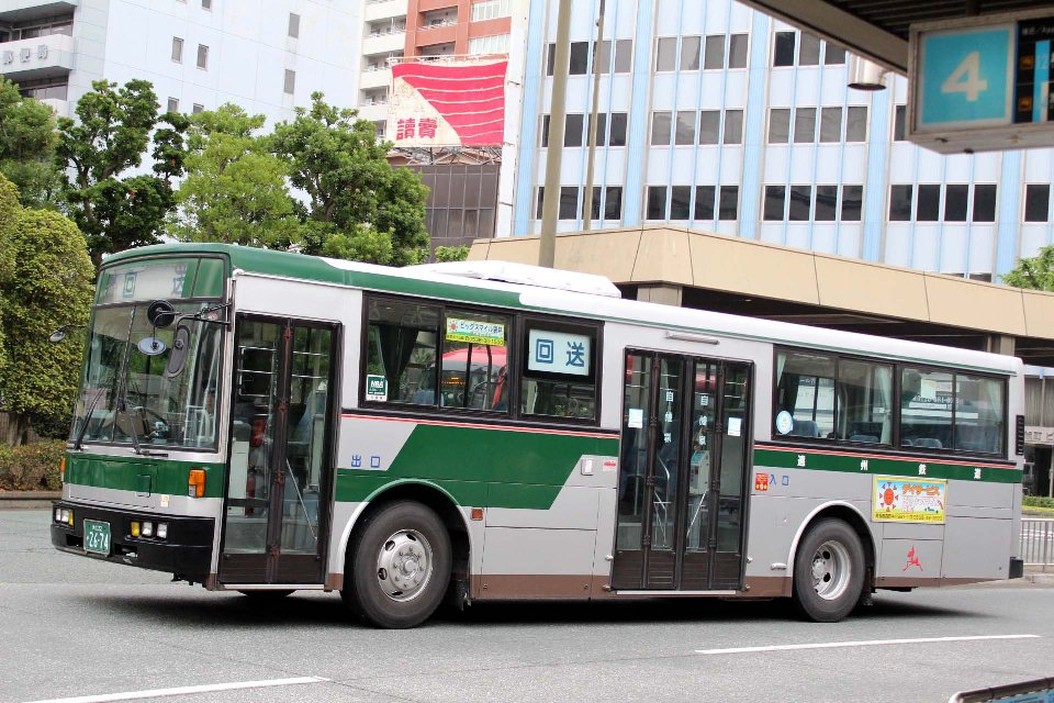 遠州鉄道 か2674