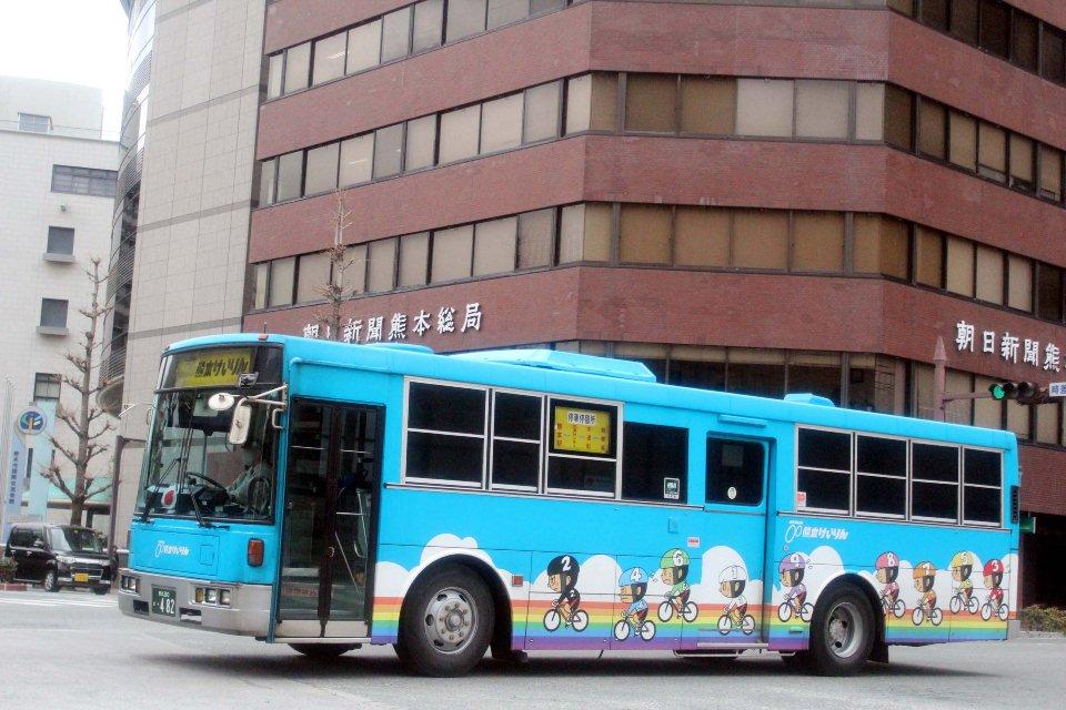 熊本市バス か482
