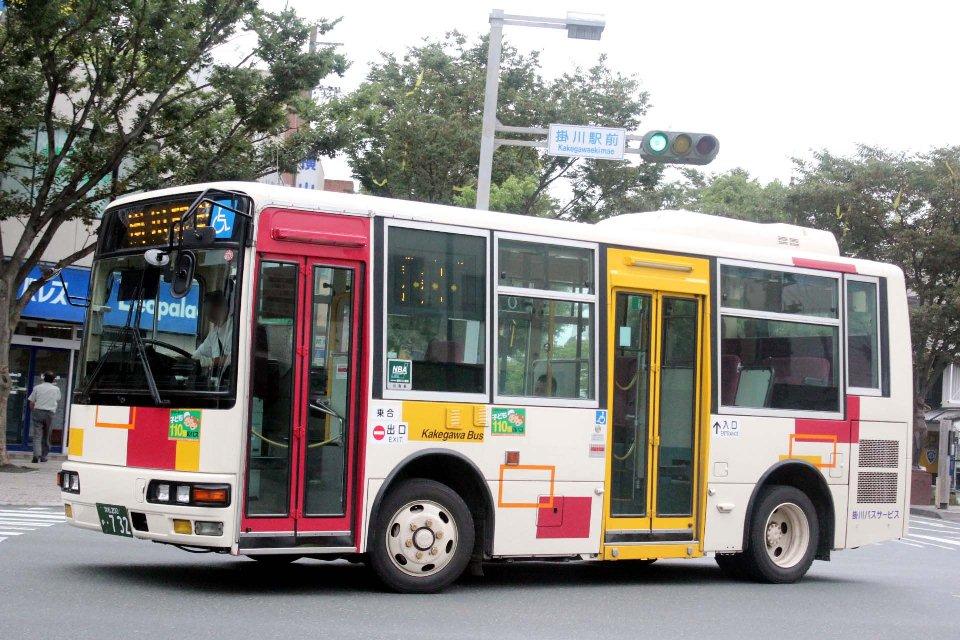 掛川バスサービス か732