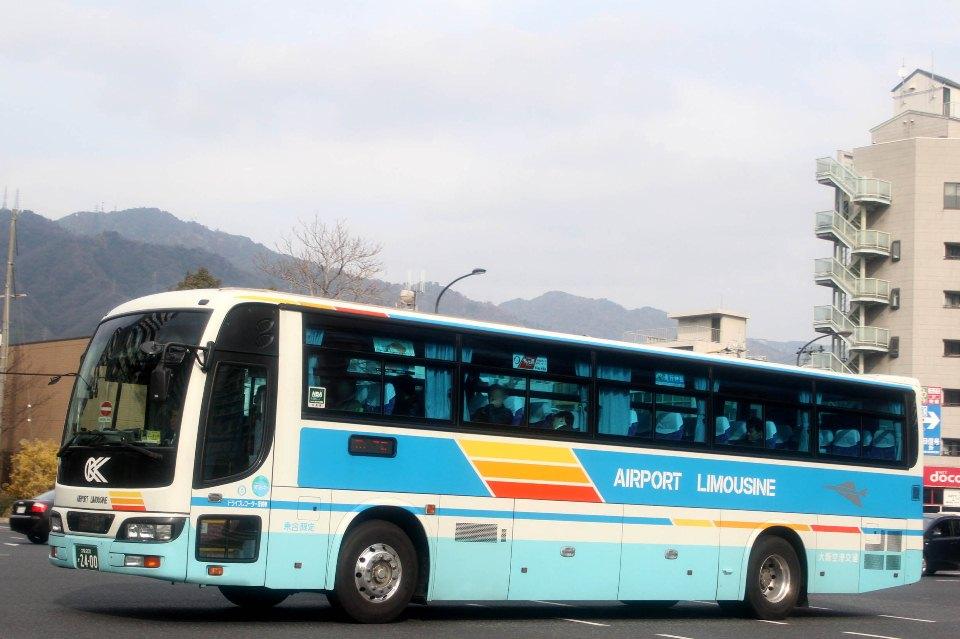 大阪空港交通 か2400