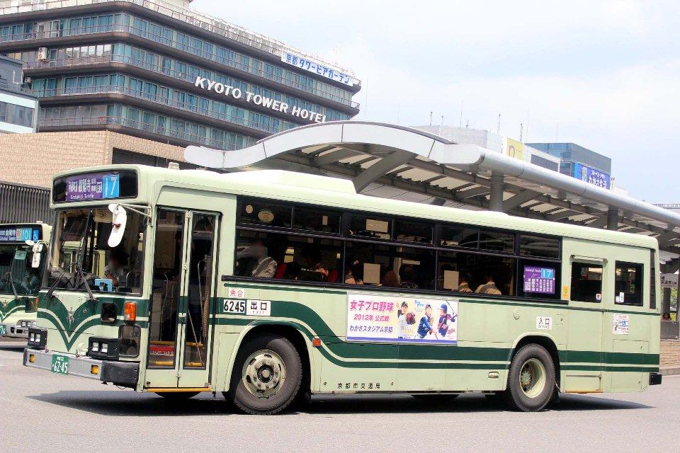 京都市交通局 か6245