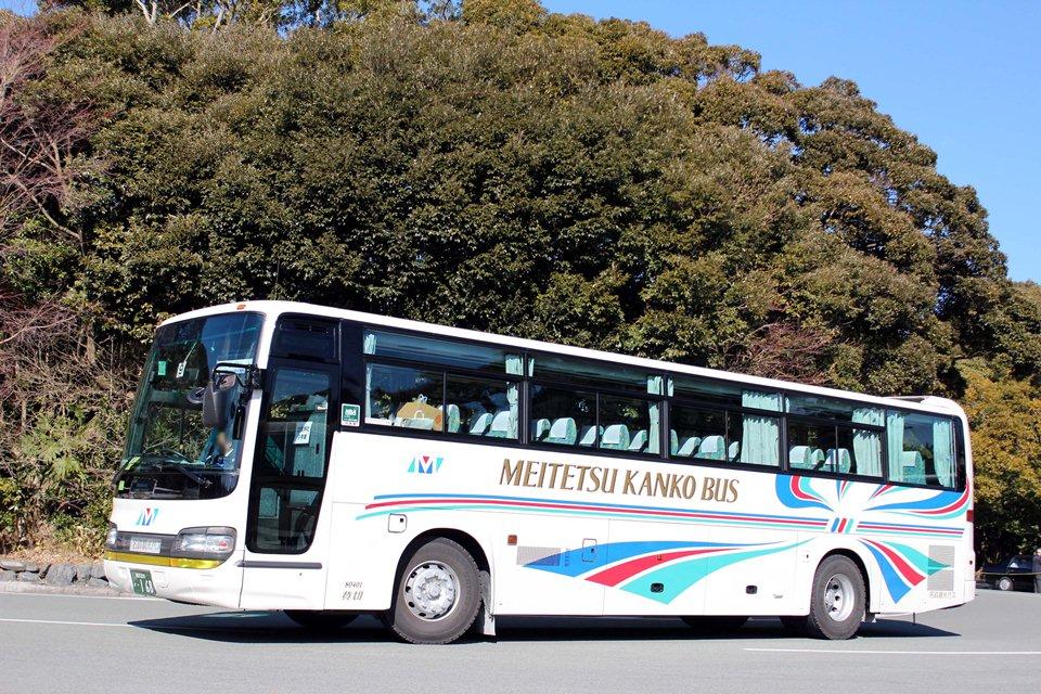 名鉄観光バス 80401