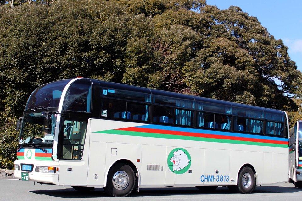 近江鉄道 3813