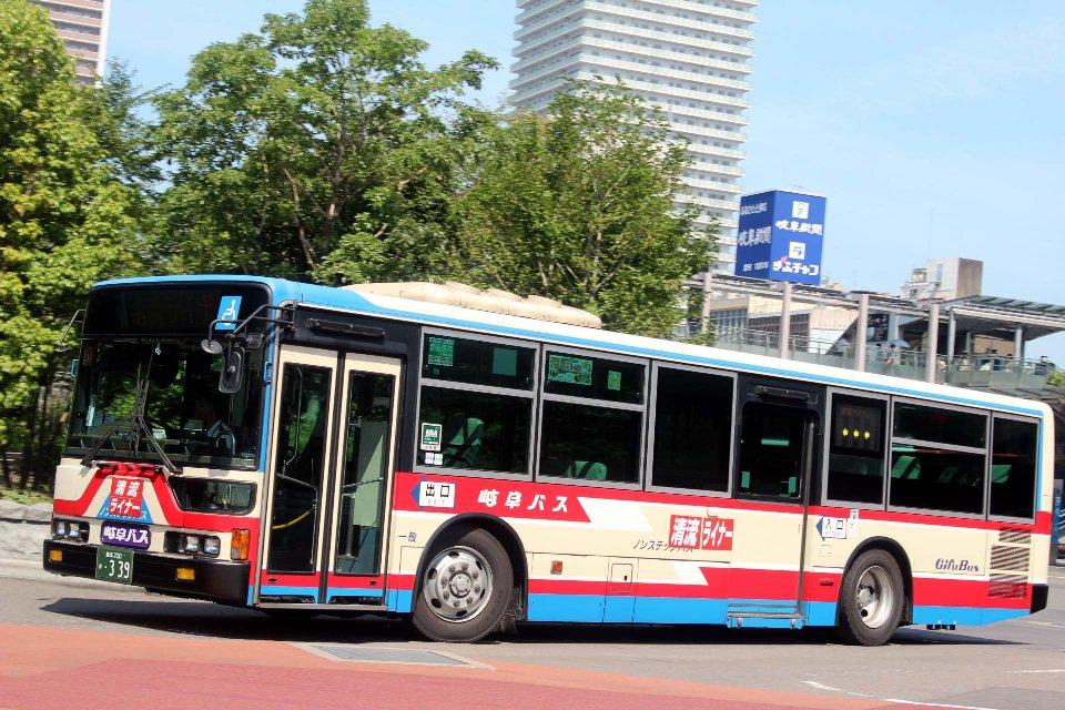 岐阜バス か339